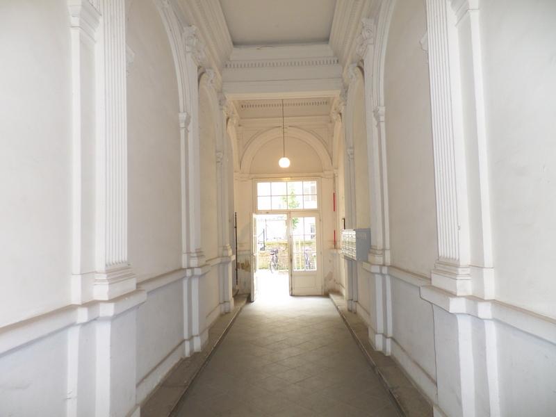 ANKOMMEN NÄHE AUGARTEN, 1020 WIEN /  / 1020Wien 2.,Leopoldstadt / Bild 5