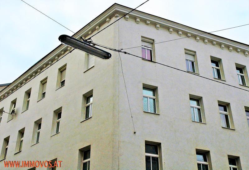 Top Anlegerwohnung! Unsanierte Wohnung gesucht? und gleich gefunden! Ihre neue Wohnung auf 93,61m2 mit große Terrasse wird Sie restlos begeistern... /  / 1160Wien 16.,Ottakring / Bild 1