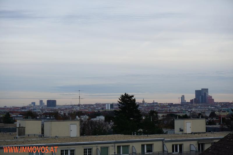 Ausblick in Richtung Stadt
