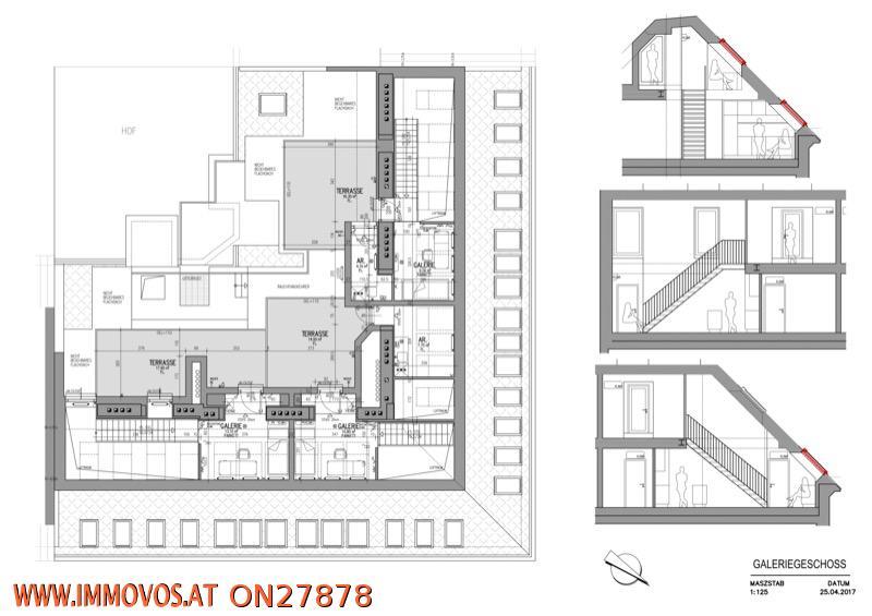 18 Grundriss Galeriegeschoss