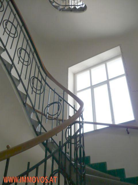 Stiegenhausdetail