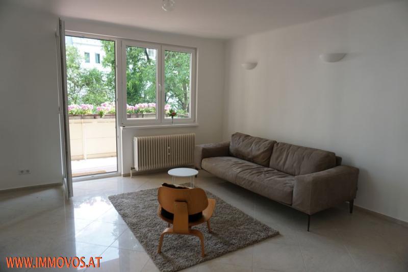 Gartenidylle Gersthofer Cottage: 4 Zimmer Neubau-Familienwohnung mit sonnigem Balkon und Hausgarten /  / 1180Wien 18.,Währing / Bild 2