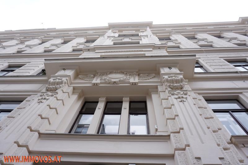 Kaufrücktritt - Ihre Chance !!! Stilvoll wohnen im Palais - Eleganter Erstbezug in Zentrallage - 3 Zimmer Wohnung im Palais Mommsen /  / 1040Wien 4.,Wieden / Bild 2