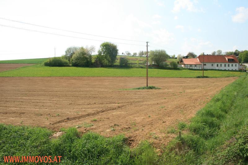7531 Kemeten/Südburgenland: Baugründstück in ruhiger Seitenstraße, 10km zur A2
