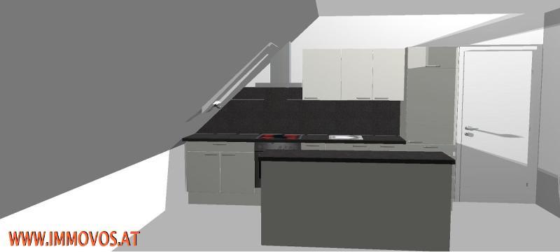 Ansicht Küche neu