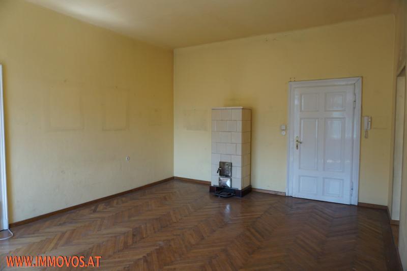 Amerikanische Botschaft - Rohdiamant - unsanierte 3,5  Zimmer Familienwohnung mit Nebenräumen in gepflegtem Altbau /  / 1090Wien 9.,Alsergrund / Bild 2