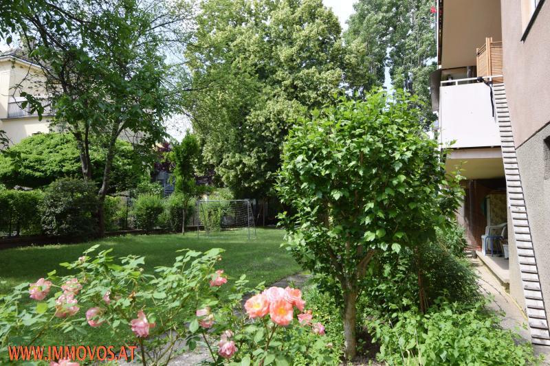 Garten mit Katzensteig