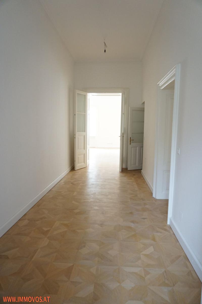 spacious entrance
