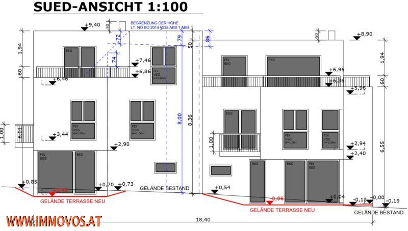 ZUHAUSE IN PERCHTOLDSDORF/STADTGRENZE WIEN-ROHBAU /  / 2380Perchtoldsdorf / Bild 0