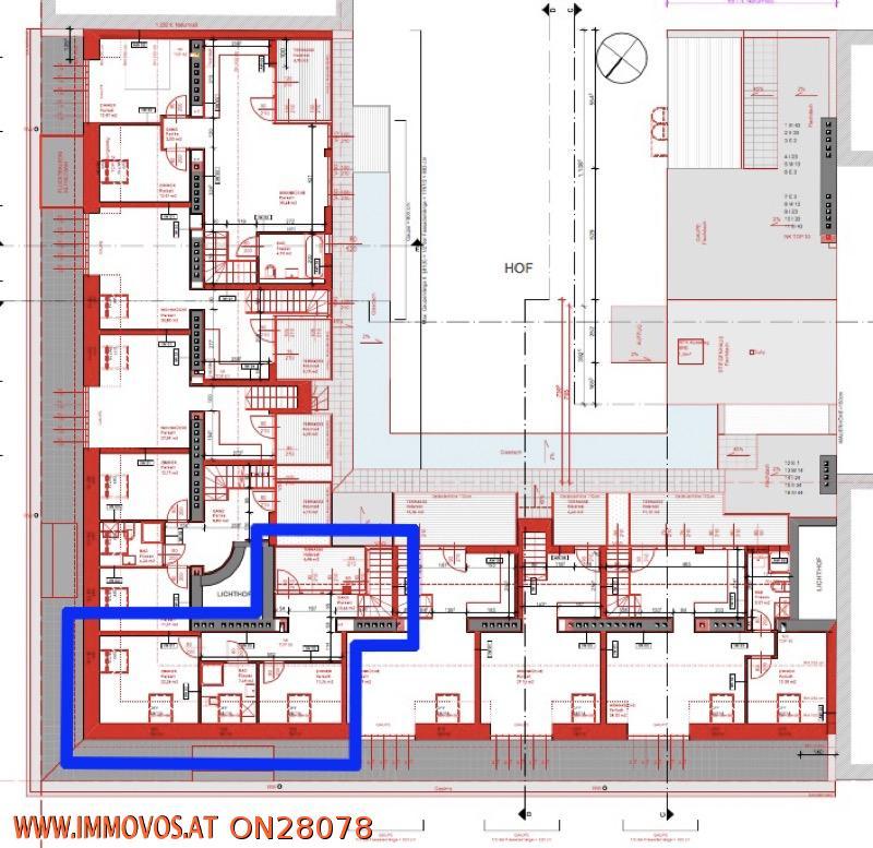 jpgcnt ---- ***4 - Zimmer MAISONETTE im DACHGESCHOSS mit TERRASSEN*** /  / 1200Wien 20.,Brigittenau / Bild 10