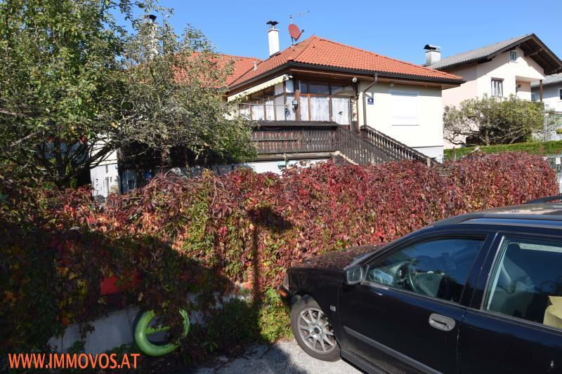 ++ Sbg-Stadt: Wohnhaus mit Werkstatt-/ Lager/ GARAGE, 7 Außen-KFZ-Parkplätzen, SCHALLMOOS