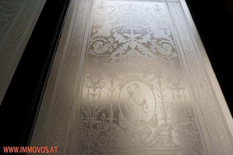 klassische Details des Palais