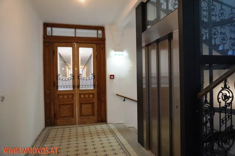 gbild -- Erstbezug in Jugendstil-Traum beim Belvedere - 3 Zimmer in barrierefreiem Lift-Altbau /  / 1040Wien 4.,Wieden / Bild 1