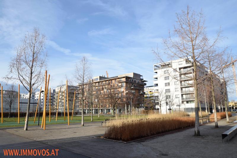 gbild -- +++SPITZENNEUBAU: ERSTBEZUG MIT BALKON: Moderne zwei Zimmerwohnung Baujahr 2018+++ /  / 1020Wien 2.,Leopoldstadt / Bild 0