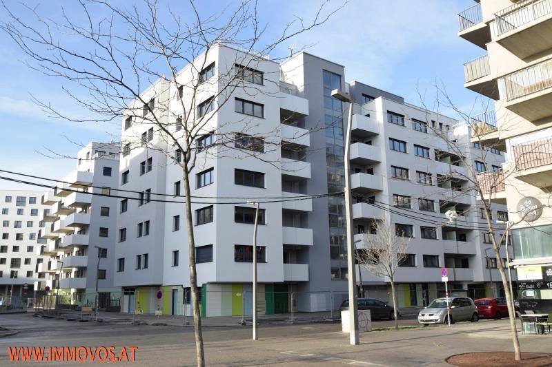 gbild -- +++SPITZENNEUBAU: ERSTBEZUG MIT BALKON: Moderne zwei Zimmerwohnung Baujahr 2018+++ /  / 1020Wien 2.,Leopoldstadt / Bild 1