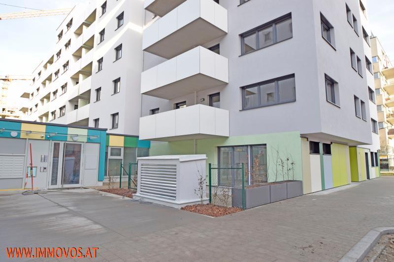 gbild -- +++SPITZENNEUBAU: ERSTBEZUG MIT BALKON: Moderne zwei Zimmerwohnung Baujahr 2018+++ /  / 1020Wien 2.,Leopoldstadt / Bild 2