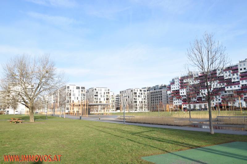 gbild -- +++SPITZENNEUBAU: ERSTBEZUG MIT BALKON: Moderne zwei Zimmerwohnung Baujahr 2018+++ /  / 1020Wien 2.,Leopoldstadt / Bild 7