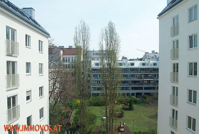 gbild -- +++ MITTEN IM SIEBTEN: Gepflegte Neubauwohnung mit GARTENBLICK nächst Myrthengasse+++ /  / 1070Wien 7.,Neubau / Bild 0