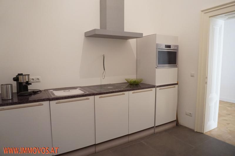 installation prepared for kitchen