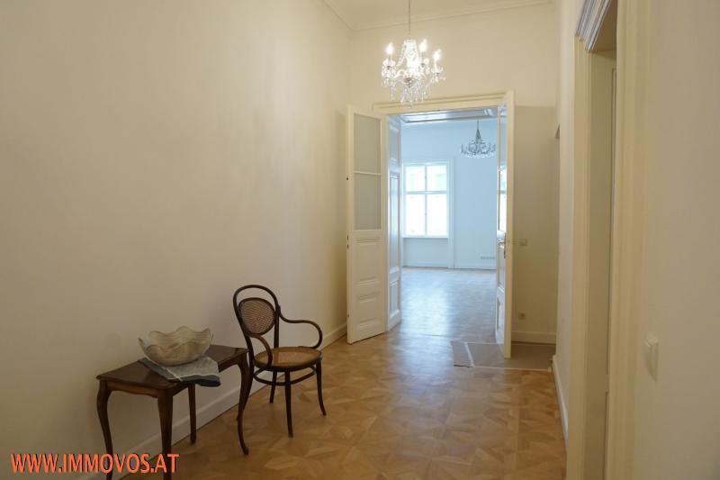 privater Eingangsbereich