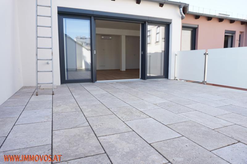 32 m2 Terrasse
