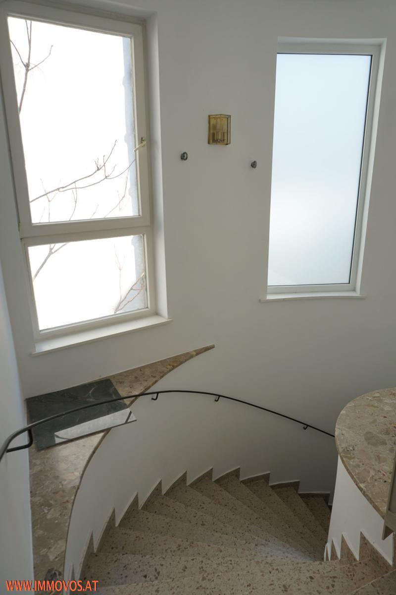 Zugang Stiegenhaus