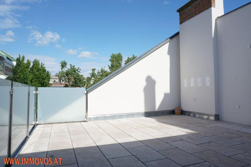 Familienwohnung mit 2 Terrassen + Grünblick auf 1 Ebene -  Exquisiter 4-Zimmer Erstbezug zentral im 8. !!  /  / 1080Wien 8.,Josefstadt / Bild 0