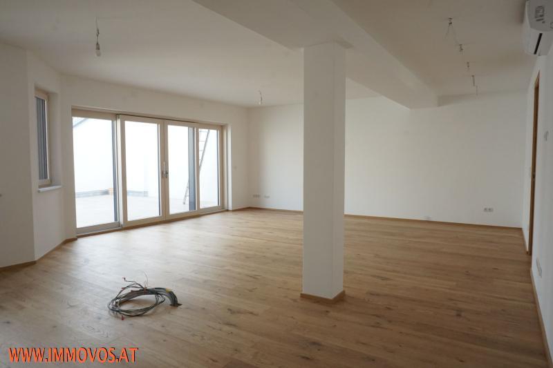 Familienwohnung mit 2 Terrassen + Grünblick auf 1 Ebene -  Exquisiter 4-Zimmer Erstbezug zentral im 8. !!  /  / 1080Wien 8.,Josefstadt / Bild 4