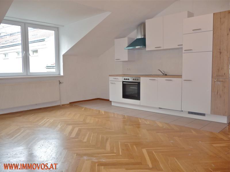 WG - geeignete 3-Zimmer DG-Wohnung mit GARTENNUTZUNG *U4 vor der Tür! Nahe zu Schloss Schönbrunn