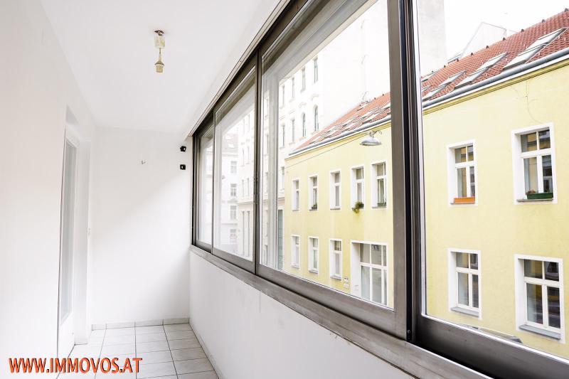 WG - geeignet! PAUSCHALMIETE!  ca. 82 m² große 3,5 -Zimmer Wohnung mit Loggia* Nahe Raimundtheater ...