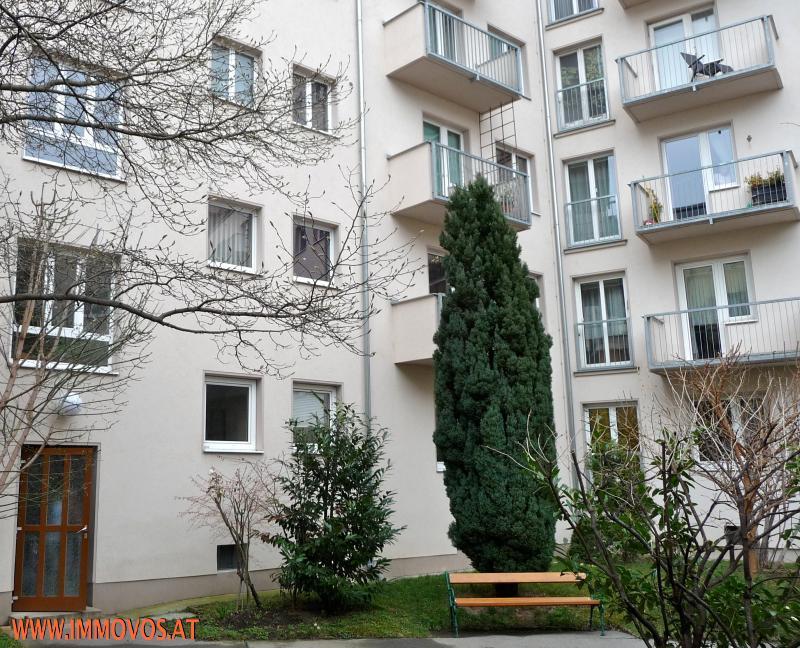 Anlegerwohnung/freier Mietzins! WOHNEN direkt am WÄHRINGER PARK! begrünter Innenhof, gemütliche 2-Zimmer Wohnung