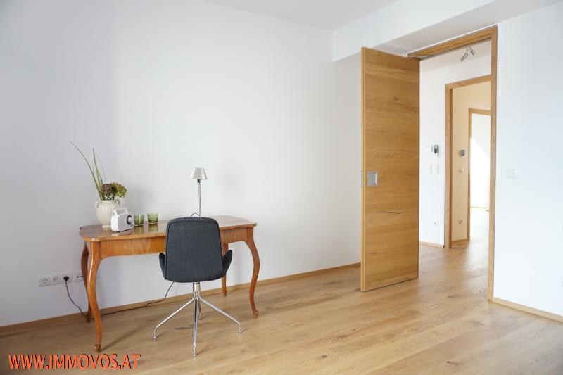 geräumiger Masterbedroom