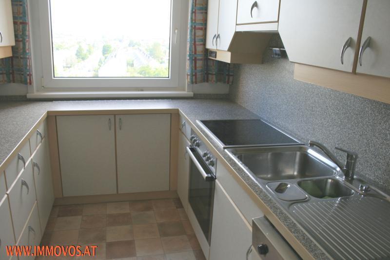 !FERNBLICK.+Loggia+Sauna-80m² Wohnung im 6. Liftstock, WG-tauglich! /  / 1220Wien 22.,Donaustadt / Bild 2