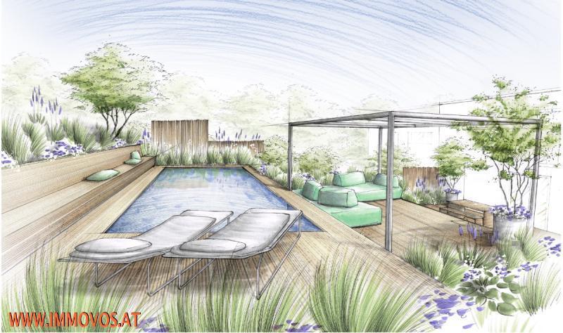 Perspektive Gartengestaltung von Clemens Lutz