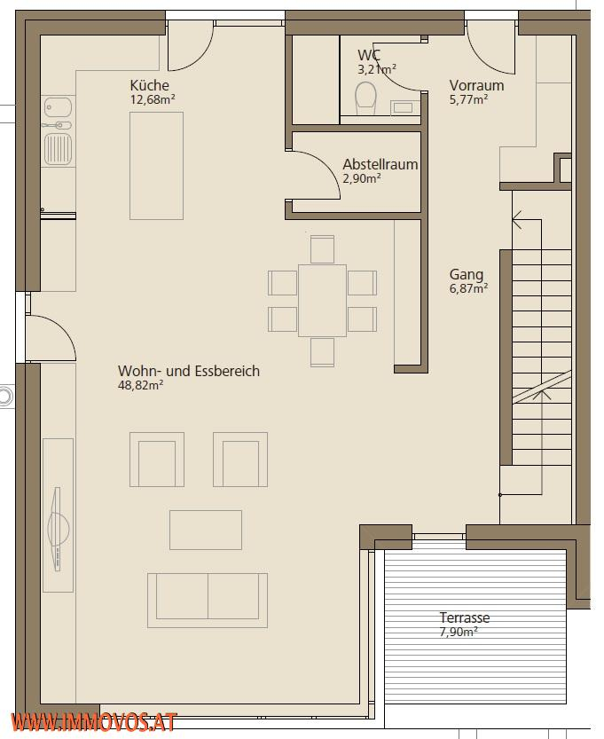rendering plan 2nd floor