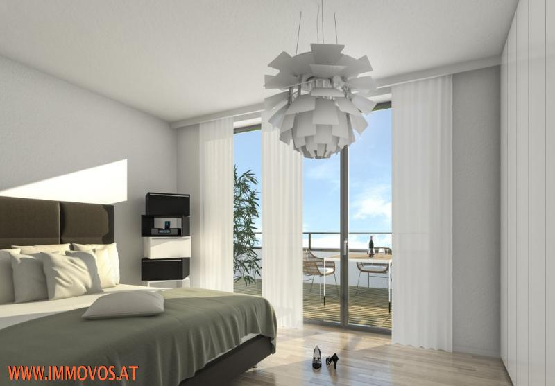 rendering for bedroom interior design