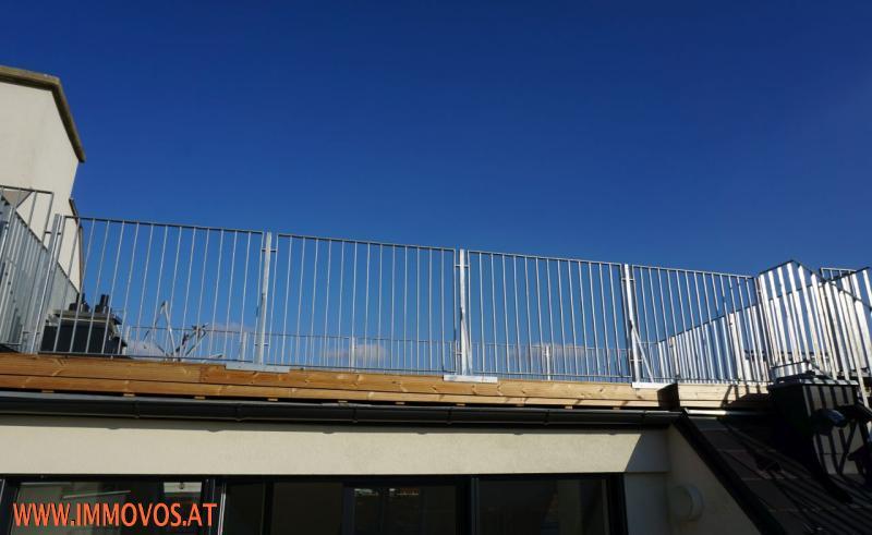 Genießen Sie dieses fantastische Panorama: Penthouse-Erstbezug mit Dachterrassen-Traumblick + Stellplatz im Haus /  / 1090Wien 9.,Alsergrund / Bild 2