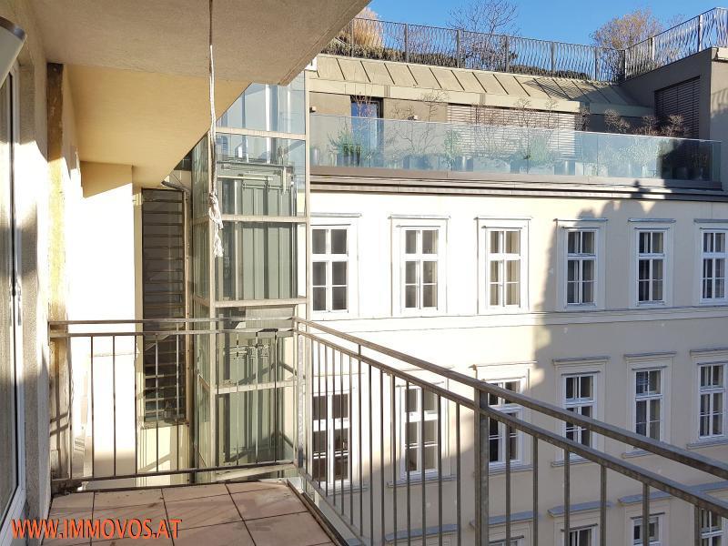+ RARITÄT: 3-ZIMMER-WOHNUNG - SÜDBALKON - NÄHE 1. BEZIRK! + /  / 1070Wien 7.,Neubau / Bild 2