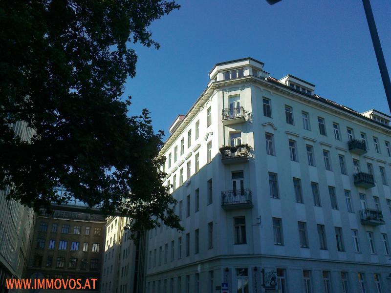 ***FRIEDENSBRUECEKE U4:  HELLE 102m² Whg+Balkon*** /  / 1090Wien 9.,Alsergrund / Bild 3