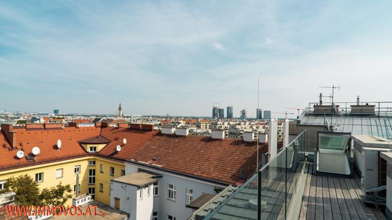 Anlegerwohnung/freier Mietzins! ERSTBEZUG! modernes Wohnen mit PANORAMABLICK über Wien*  /  / 1030Wien 3.,Landstraße / Bild 0
