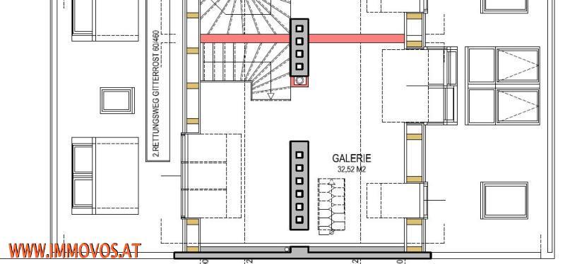 Anlegerwohnung/freier Mietzins! ERSTBEZUG! modernes Wohnen mit PANORAMABLICK über Wien*  /  / 1030Wien 3.,Landstraße / Bild 5