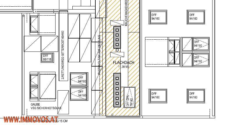 Anlegerwohnung/freier Mietzins! ERSTBEZUG! modernes Wohnen mit PANORAMABLICK über Wien*  /  / 1030Wien 3.,Landstraße / Bild 6