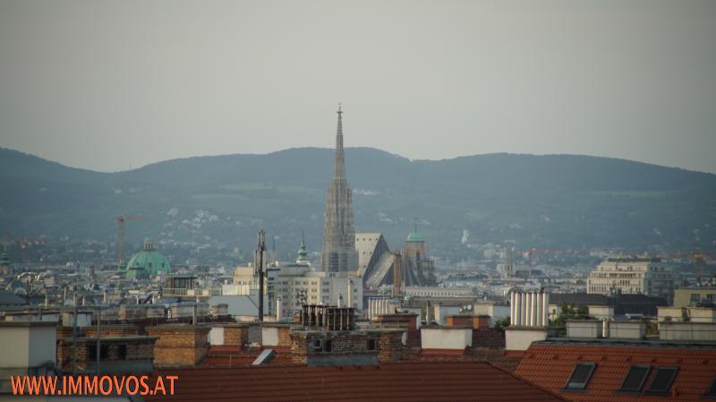 Virtueller Rundgang: ERSTBEZUG! modernes Wohnen * KLIMANEUTRALE DACHGESCHOSSWOHNUNG mit PANORAMABLICK über Wien*  /  / 1030Wien 3.,Landstraße / Bild 0