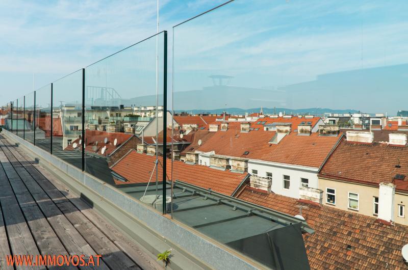 Virtueller Rundgang: ERSTBEZUG! modernes Wohnen * KLIMANEUTRALE DACHGESCHOSSWOHNUNG mit PANORAMABLICK über Wien*  /  / 1030Wien 3.,Landstraße / Bild 3