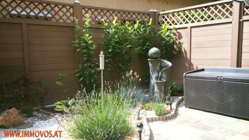 ein kleines Gartenreich - Gestaltung letzten Sommer