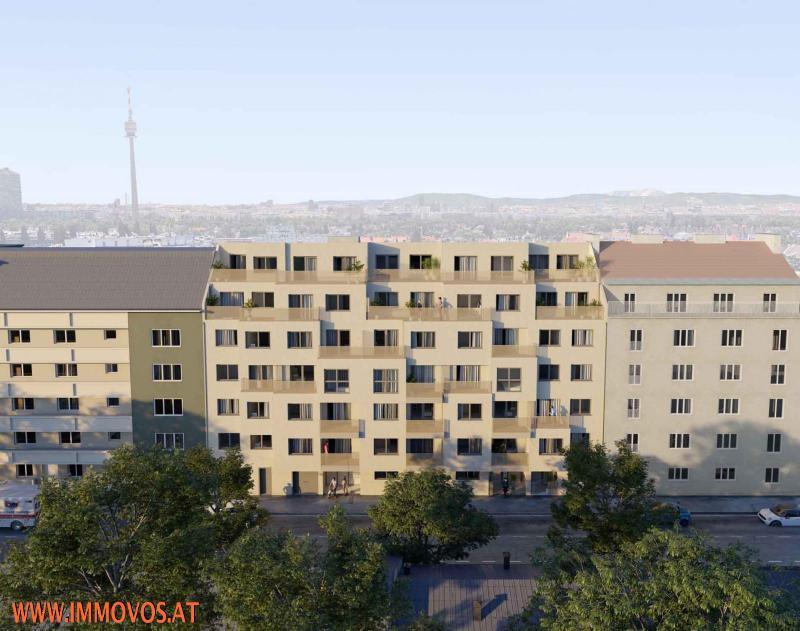 3-Zimmer-Wohnung mit Balkon - BEZUGSFERTIG SEP. 2021 - ENDNUTZER UND ANLEGER /  / 1210Wien 21.,Floridsdorf / Bild 2