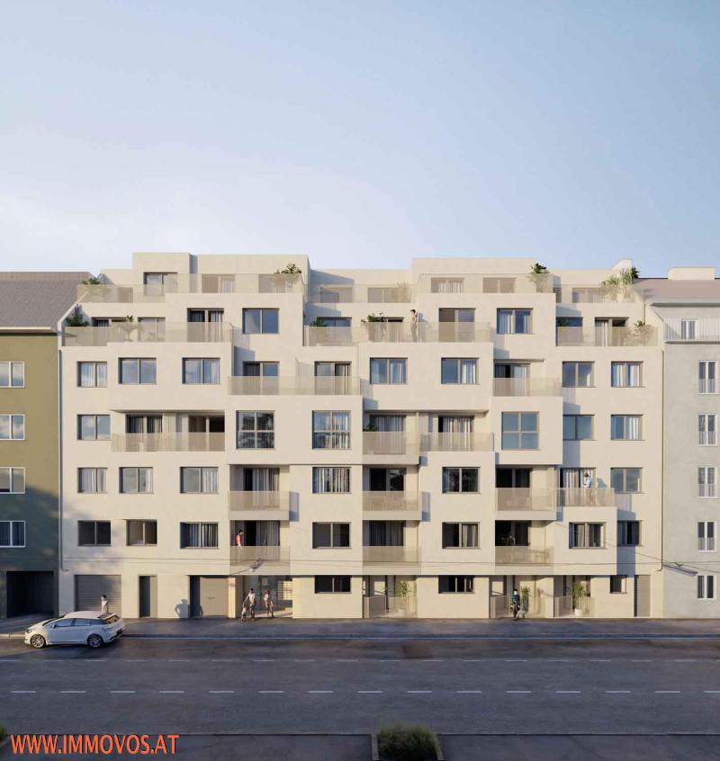 BALKONWOHNUNG IN HOFLAGE - 2-ZIMMER + 13 m2 BALKON /  / 1210Wien 21.,Floridsdorf / Bild 3