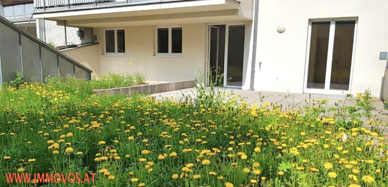 MODERNE 3 - Zimmerwohnung mit 120m² GARTEN & 36m² TERRASSE* U4/U6 vor der Tür!