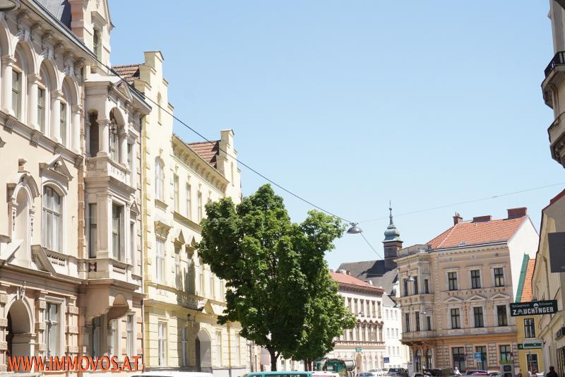 die nahe Penzingerstraße