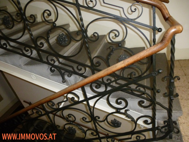 Details Stiegenhaus
